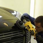 Полировка и защита кузова